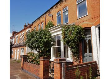 Thumbnail 3 bed terraced house for sale in Cavendish Road, Aylestone, Leicester
