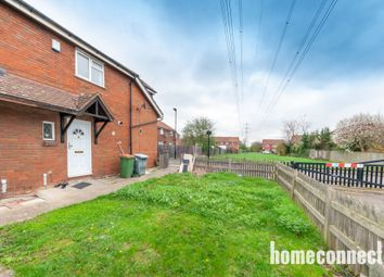 Thumbnail 3 bedroom end terrace house to rent in Barry Road, Beckton