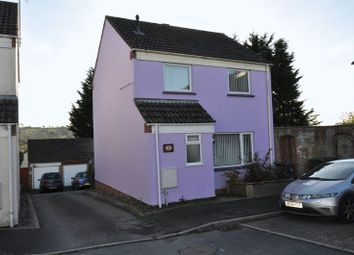 Thumbnail 3 bed detached house to rent in Woolbarn Lawn, Barnstaple
