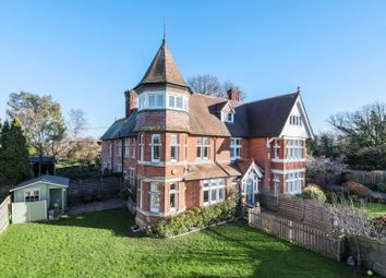 Thumbnail 4 bed semi-detached house for sale in Wisborough Lodge, Billingshurst Road, Wisborough Green