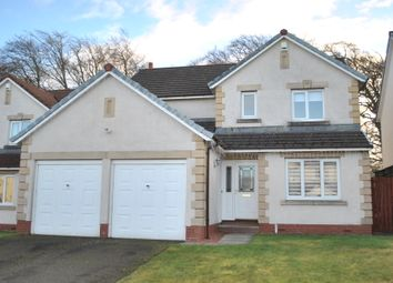 Thumbnail 4 bedroom detached house for sale in Rothes Drive, Livingston