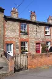 Thumbnail 2 bed terraced house to rent in Melford Road, Sudbury