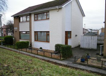 Thumbnail 2 bed semi-detached house to rent in Archerhill Gardens, Glasgow