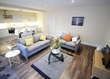 Thumbnail 2 bed flat for sale in Apartment 2, Brooklands Apartments, 11 Esplanade Gardens, South Cliff, Scarborough