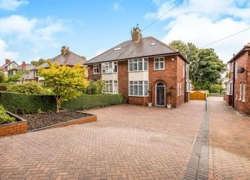 Thumbnail 4 bed semi-detached house for sale in Egerton Road, Ashton, Preston, Lancashire