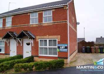3 bed semi-detached house to rent in Ripon Close, Bracebridge Heath, Lincoln LN4
