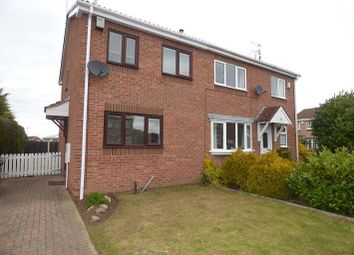 Thumbnail 2 bed semi-detached house to rent in Hund Oak Drive, Hatfield