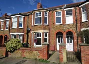 Thumbnail 4 bedroom terraced house for sale in York Avenue, Hunstanton