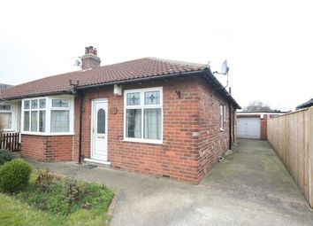Thumbnail 3 bed bungalow for sale in Birchgate Road, Linthorpe, Middlesbrough