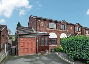 Thumbnail 2 bed semi-detached house for sale in Pinewood Avenue, Wood End, Atherstone