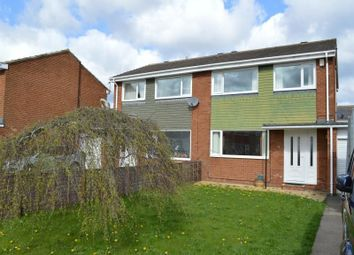 Thumbnail 3 bed semi-detached house to rent in Mossdale, Durham