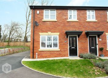 Thumbnail 3 bed semi-detached house for sale in Bluebell Close, Bolton, Greater Manchester