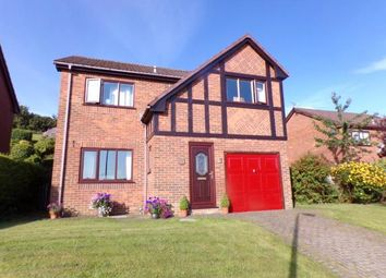 Thumbnail 4 bed detached house for sale in Bryn Cadno, Colwyn Bay, Conwy