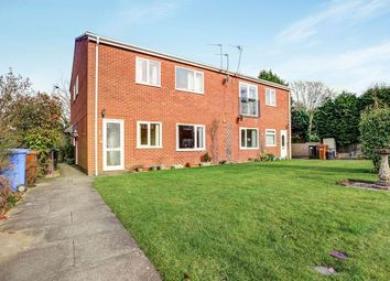 Thumbnail 2 bed flat for sale in Dunvegan Road, Hazel Grove, Stockport