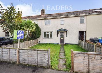 Thumbnail 4 bed terraced house to rent in Lound Road, Norwich