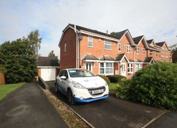 Thumbnail 3 bed semi-detached house to rent in 20 Foxendale Close, Northwich, Cheshire