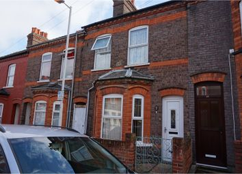 Thumbnail 3 bedroom terraced house for sale in Belmont Road, Luton