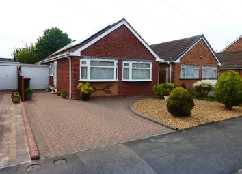 Thumbnail 2 bed bungalow to rent in Mill Crescent, Kingsbury, Tamworth