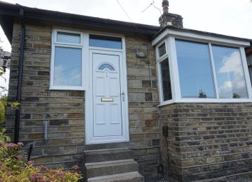 2 bed semi-detached bungalow to rent in Broadway, Southowram, Halifax HX3