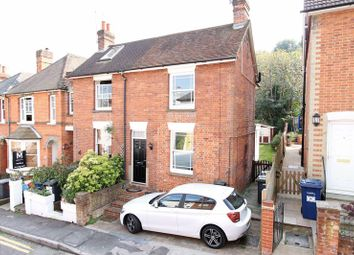 Thumbnail 2 bedroom semi-detached house to rent in Carlos Street, Godalming