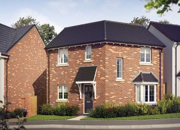Thumbnail 3 bedroom detached house for sale in The Doveridge At Oaklands Park, Wyaston Road, Ashbourne, Derby