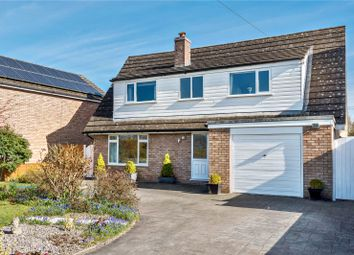 Thumbnail 4 bed detached house for sale in Allensmore, Hereford
