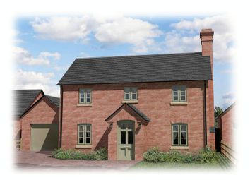 Thumbnail 4 bed detached house for sale in Farm Lane, Horsehay, Telford