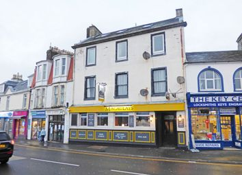 Thumbnail 1 bed flat for sale in Tron Place, Largs