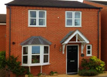 Thumbnail 4 bed detached house for sale in Brickbridge Lane, Wolverhampton