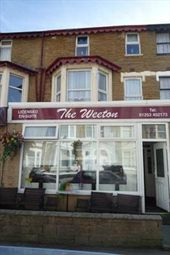 Thumbnail Hotel/guest house for sale in Weeton, 47 Woodfield Road, Blackpool, Lancashire