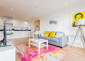 Thumbnail 2 bed flat for sale in X1 The Exchange, Elmira Way, Salford