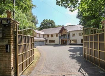 Thumbnail 9 bed detached house to rent in Roman Road, Little Aston Park, Sutton Coldfield