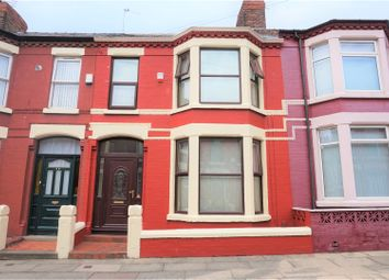 Thumbnail 3 bedroom terraced house for sale in Brelade Road, Liverpool