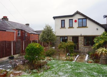 Thumbnail 4 bed link-detached house for sale in Heathfield Mews, Golcar, Huddersfield