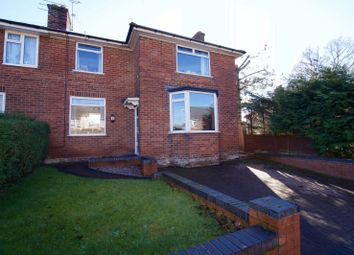 Thumbnail 3 bed terraced house for sale in Elm Grove, Acton, Wrexham