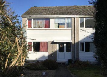 Thumbnail 3 bed end terrace house for sale in Rapson Road, Liskeard, Cornwall