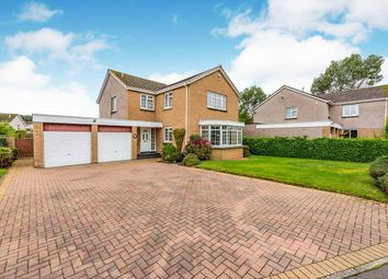 Thumbnail 4 bed detached house for sale in Briarhill Avenue, Dalgety Bay, Dunfermline, Fife