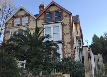 Thumbnail 2 bed flat for sale in 9 Rotherslade Road, Langland, Swansea