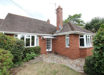Thumbnail 2 bed detached house to rent in Glenwood Rise, St. Leonards, Exeter