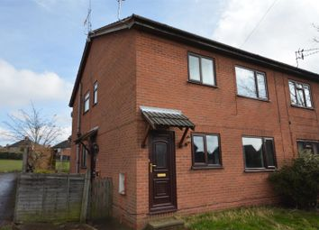 Thumbnail 2 bed flat for sale in Runswick Drive, Arnold, Nottingham