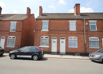 Thumbnail 3 bed terraced house to rent in Green Lane, Leamore, Walsall