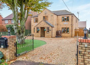 Thumbnail 7 bed detached house for sale in Church Lane, Newton, Wisbech