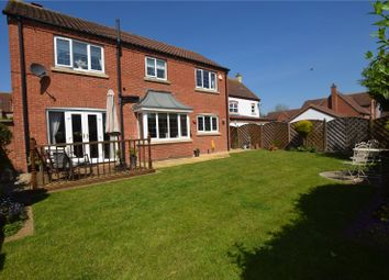 Thumbnail 4 bed detached house for sale in Nicholas Way, Corringham