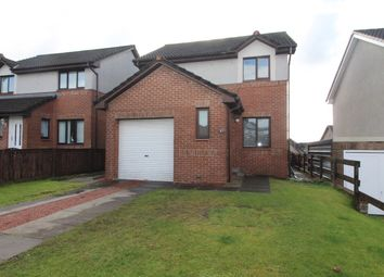 Thumbnail 3 bed detached house for sale in Craigvale Crescent, Airdrie