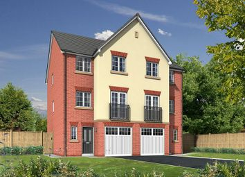 Thumbnail 4 bed semi-detached house for sale in Almond Brook Road, Standish, Wigan