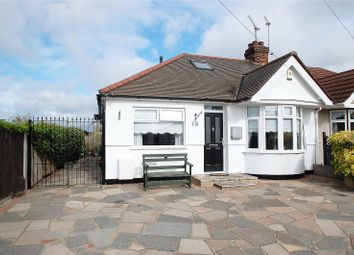 Thumbnail 2 bed semi-detached bungalow for sale in Kenilworth Gardens, Hornchurch