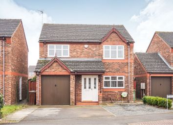 Thumbnail 4 bedroom detached house for sale in Rivermead, Lincoln