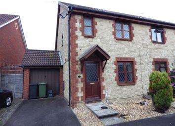 Thumbnail 3 bed semi-detached house for sale in Juniper Way, Bradley Stoke, Bristol