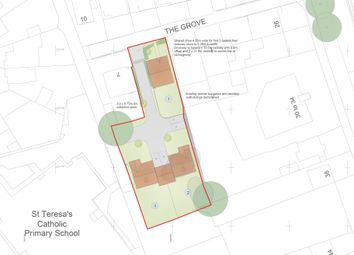 Thumbnail Land for sale in The Grove, Lanesfield, Wolverhampton