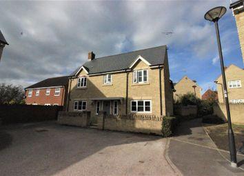 Thumbnail 4 bedroom detached house for sale in Callington Road, Swindon